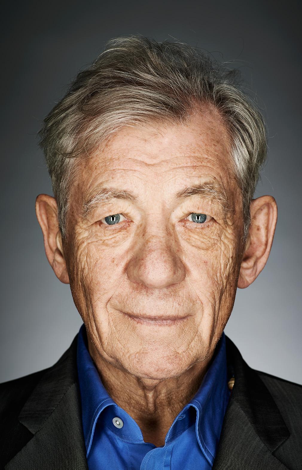 HQ Ian McKellen Wallpapers | File 488.87Kb