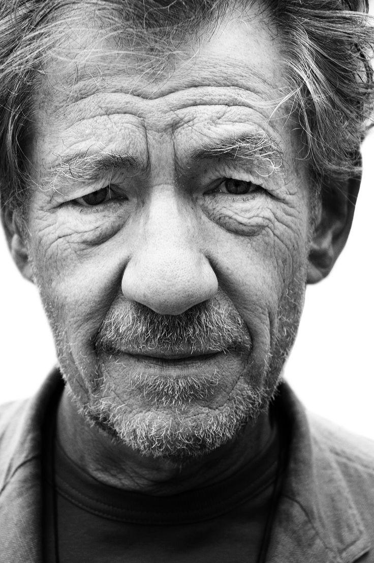 Ian McKellen Pics, Celebrity Collection