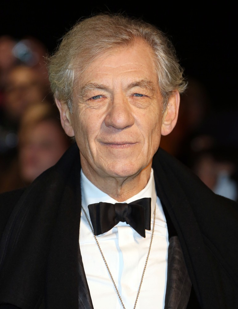 Ian McKellen High Quality Background on Wallpapers Vista