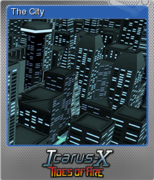 Amazing Icarus-X: Tides Of Fire Pictures & Backgrounds