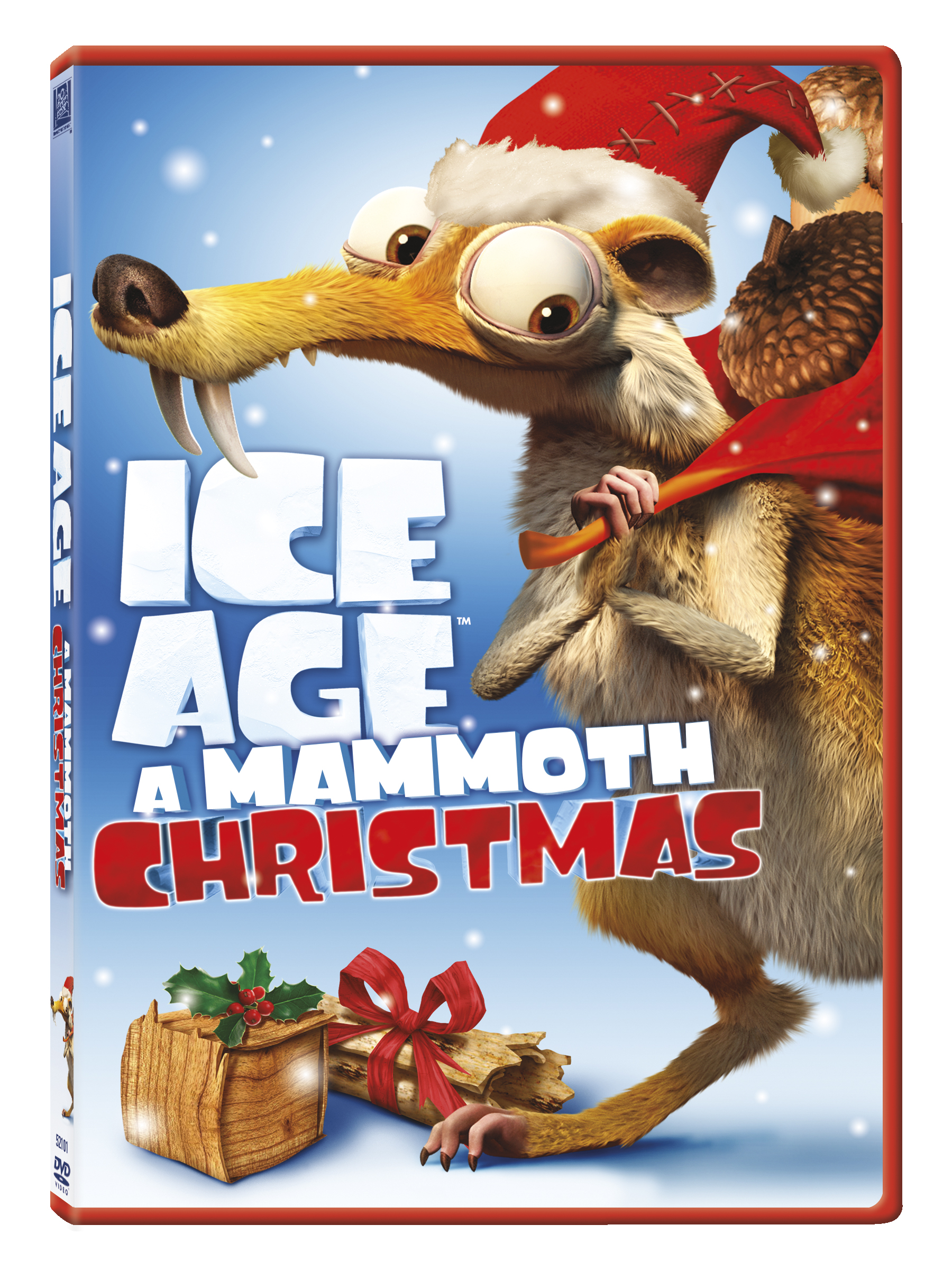 High Resolution Wallpaper | Ice Age: A Mammoth Christmas 1800x2400 px