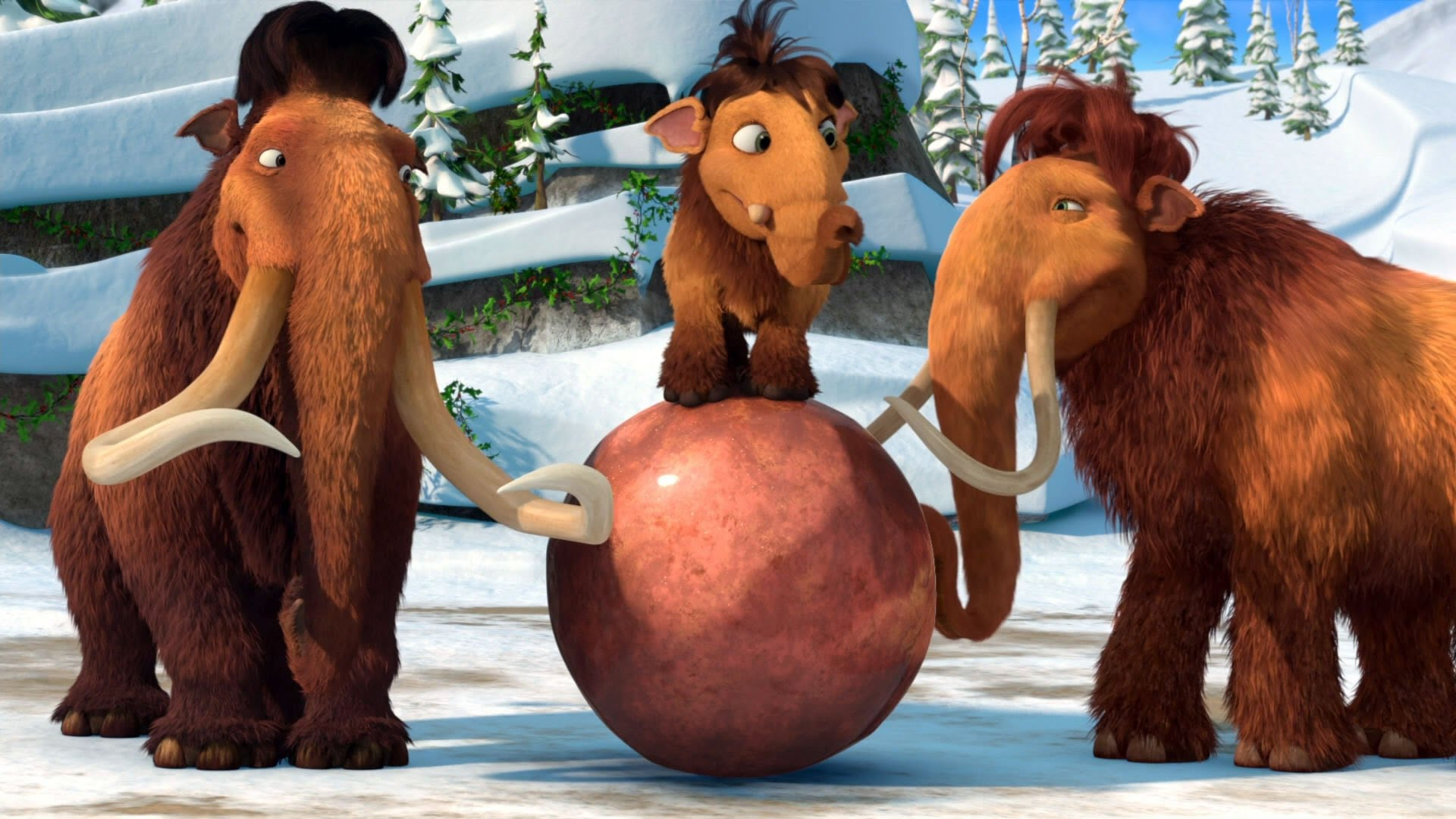 Images of Ice Age: A Mammoth Christmas | 1920x1080