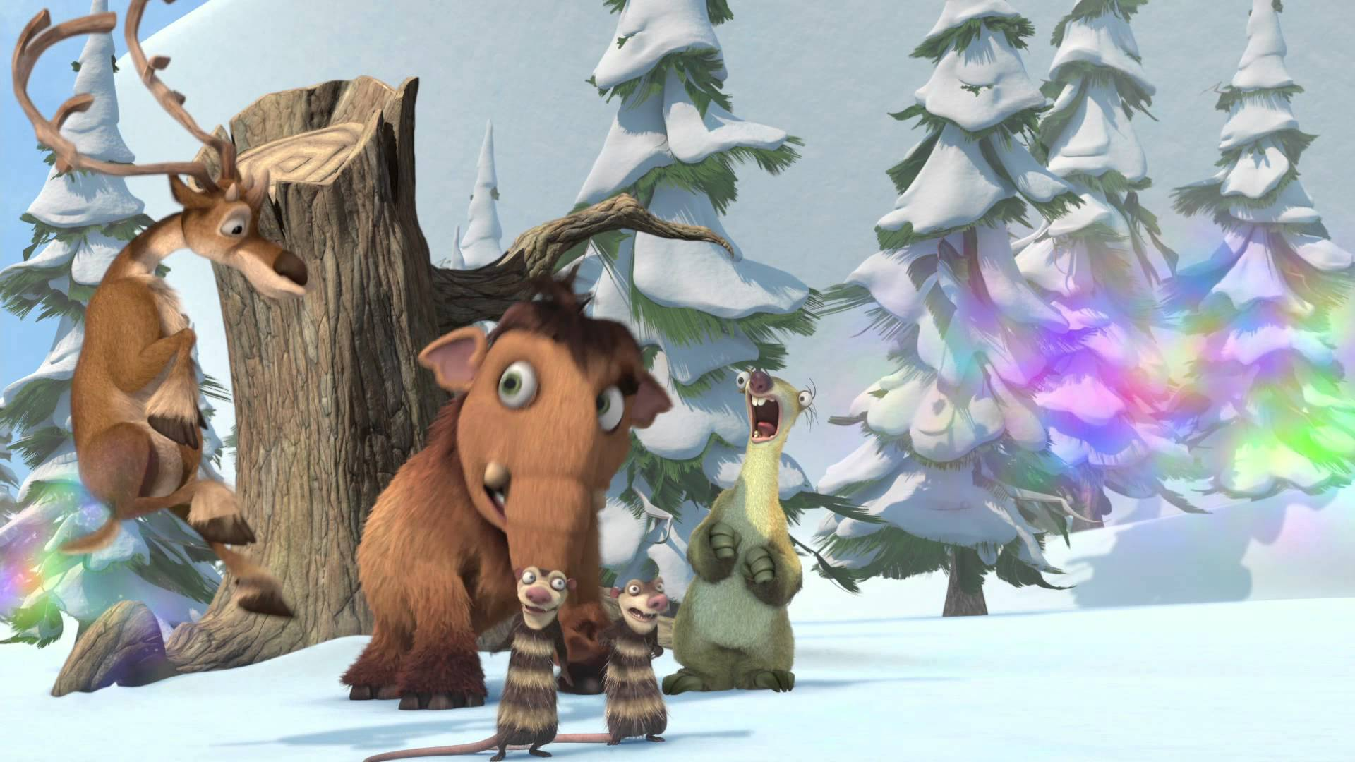 Amazing Ice Age: A Mammoth Christmas Pictures & Backgrounds