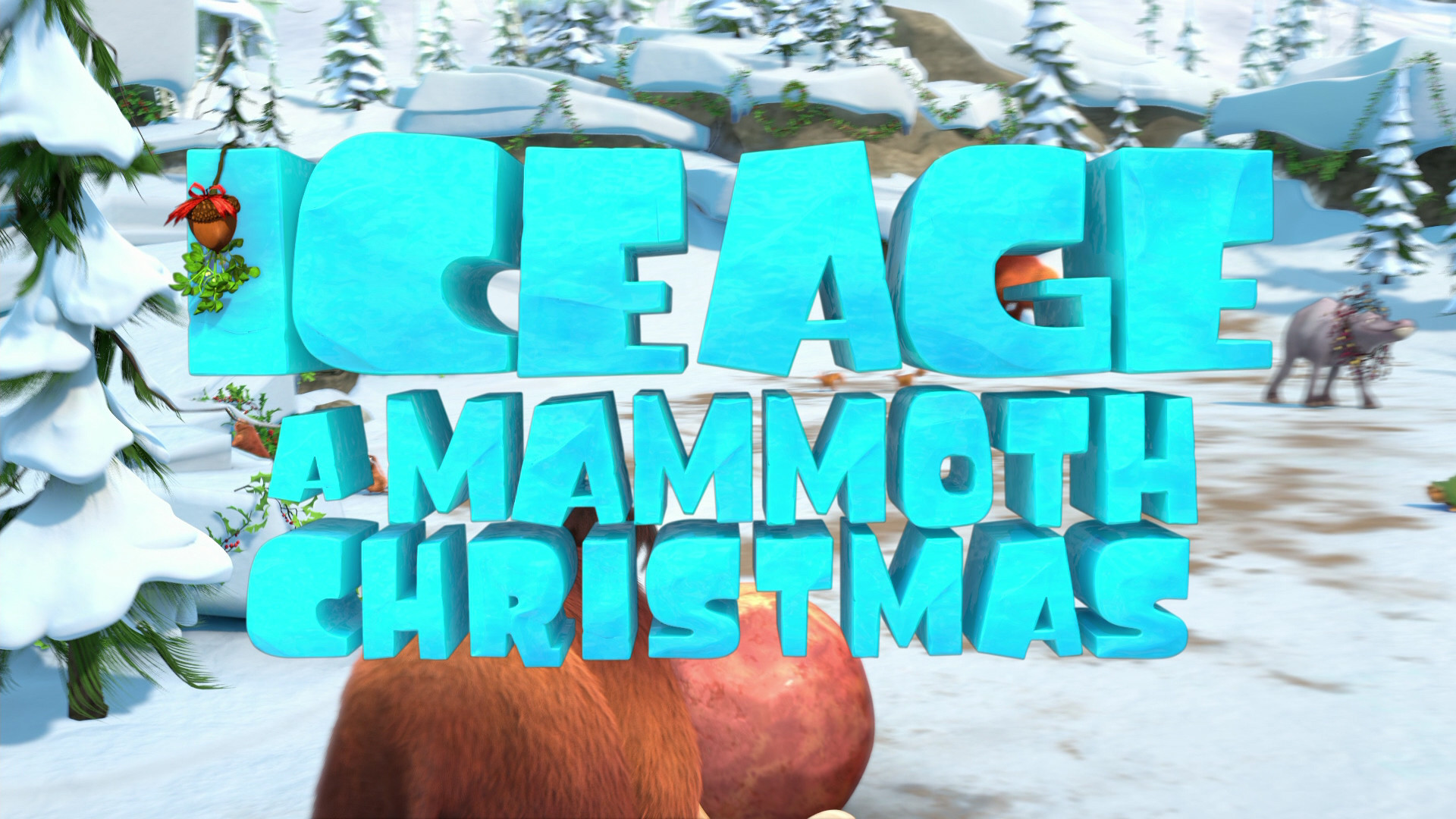 Ice Age: A Mammoth Christmas High Quality Background on Wallpapers Vista