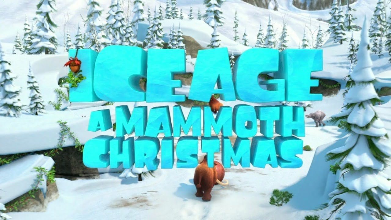 Ice Age: A Mammoth Christmas Backgrounds, Compatible - PC, Mobile, Gadgets| 1280x720 px