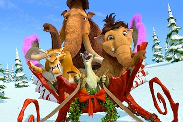 High Resolution Wallpaper | Ice Age: A Mammoth Christmas 600x400 px