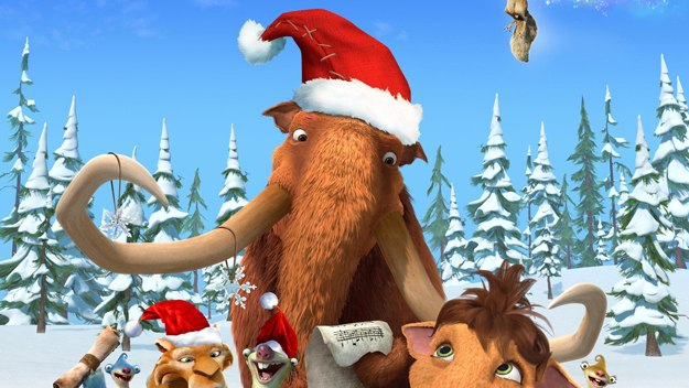 Images of Ice Age: A Mammoth Christmas | 625x352