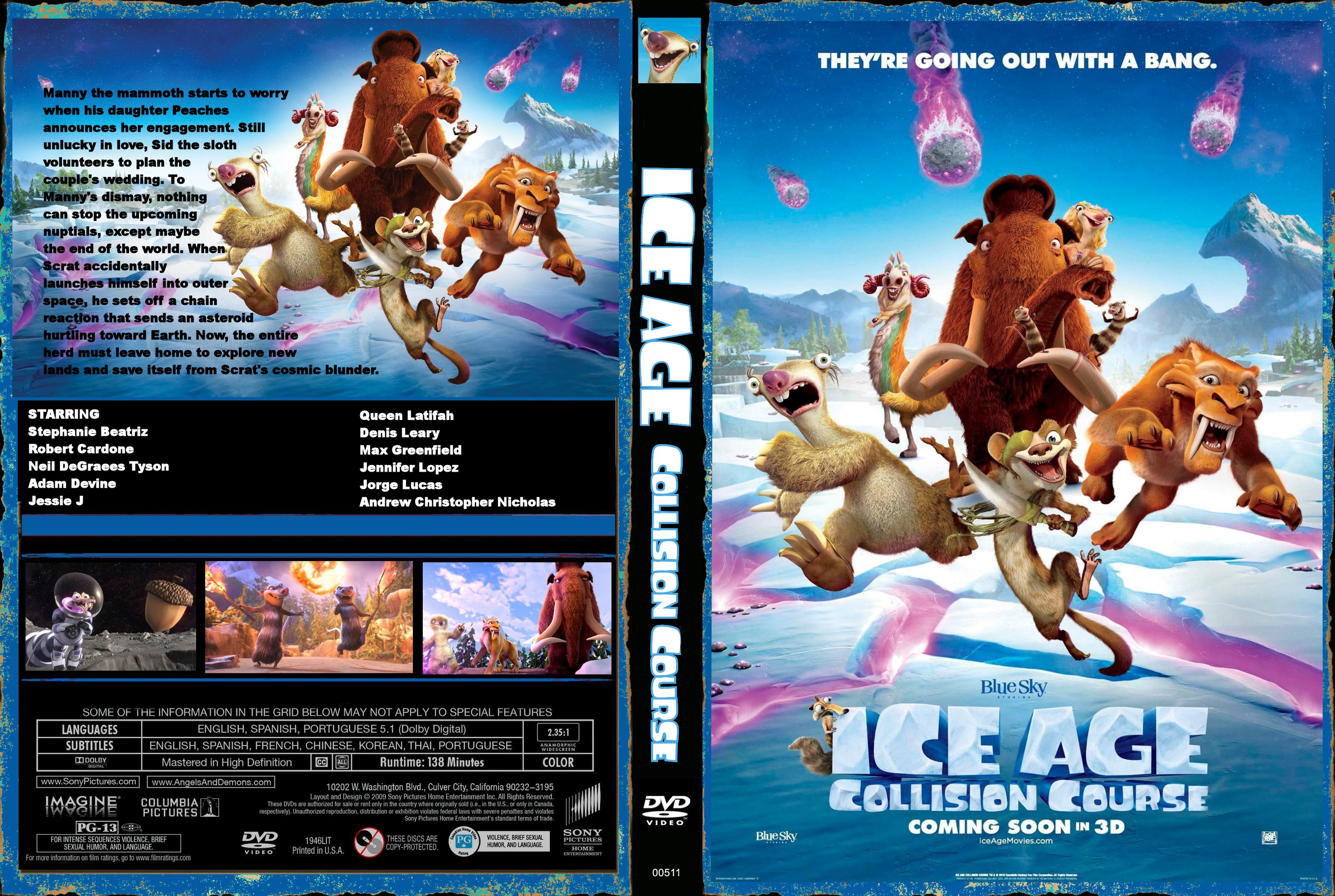 Images of Ice Age: Collision Course | 3240x2175