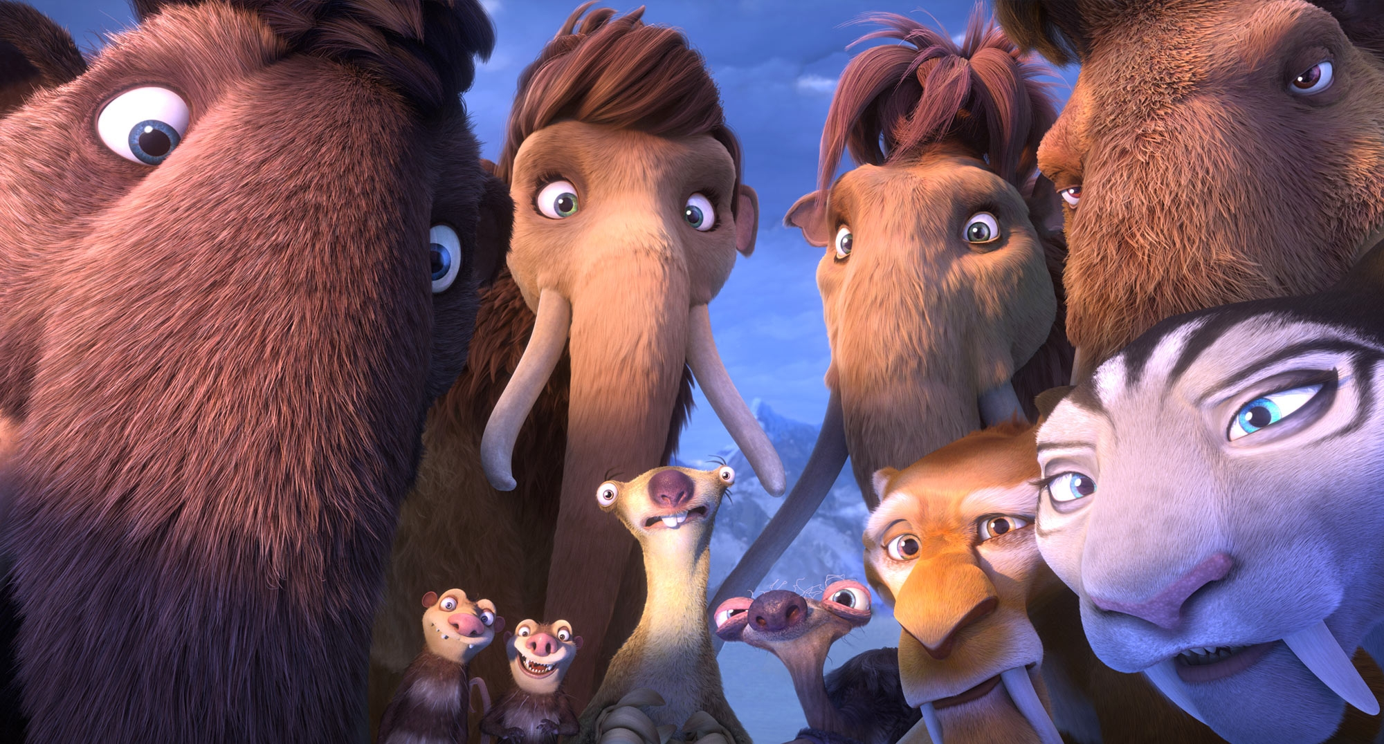 Nice wallpapers Ice Age: Collision Course 2000x1076px