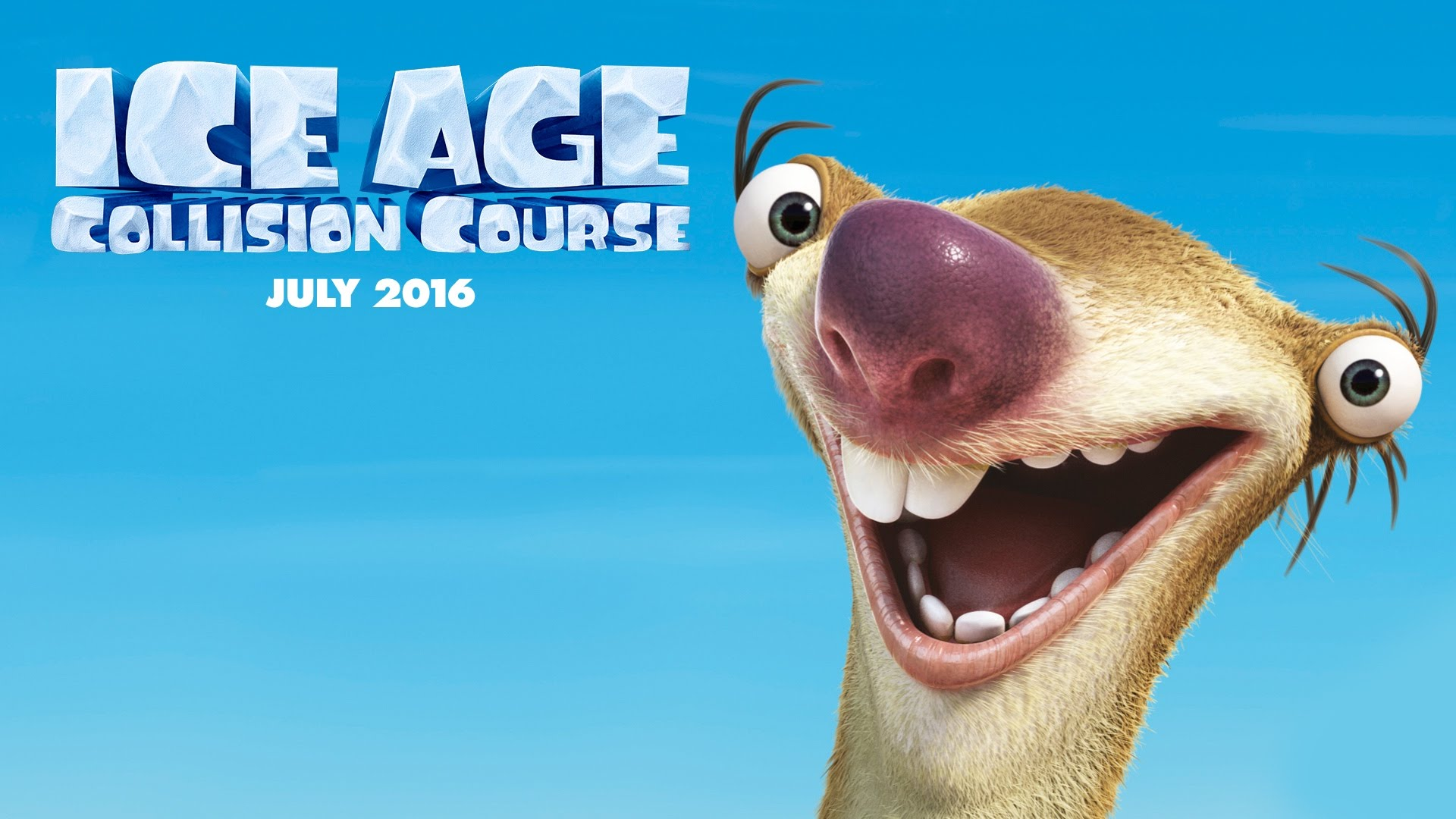 Ice Age: Collision Course High Quality Background on Wallpapers Vista