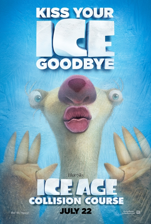 High Resolution Wallpaper | Ice Age: Collision Course 500x740 px