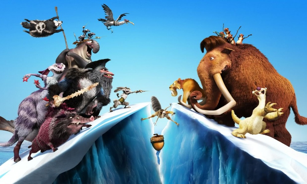 1000x600 > Ice Age: Collision Course Wallpapers