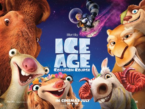 High Resolution Wallpaper | Ice Age: Collision Course 464x348 px