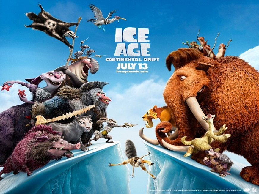 Ice Age: Continental Drift Backgrounds, Compatible - PC, Mobile, Gadgets| 871x653 px