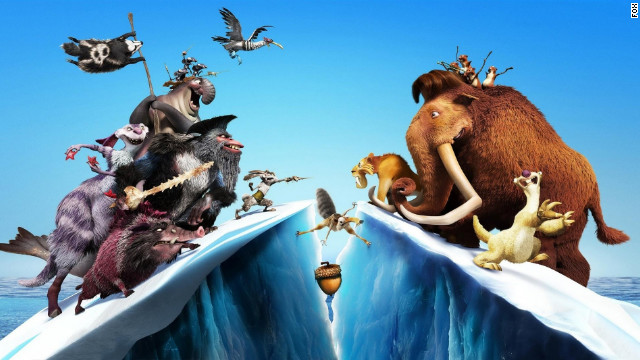 High Resolution Wallpaper | Ice Age: Continental Drift 640x360 px