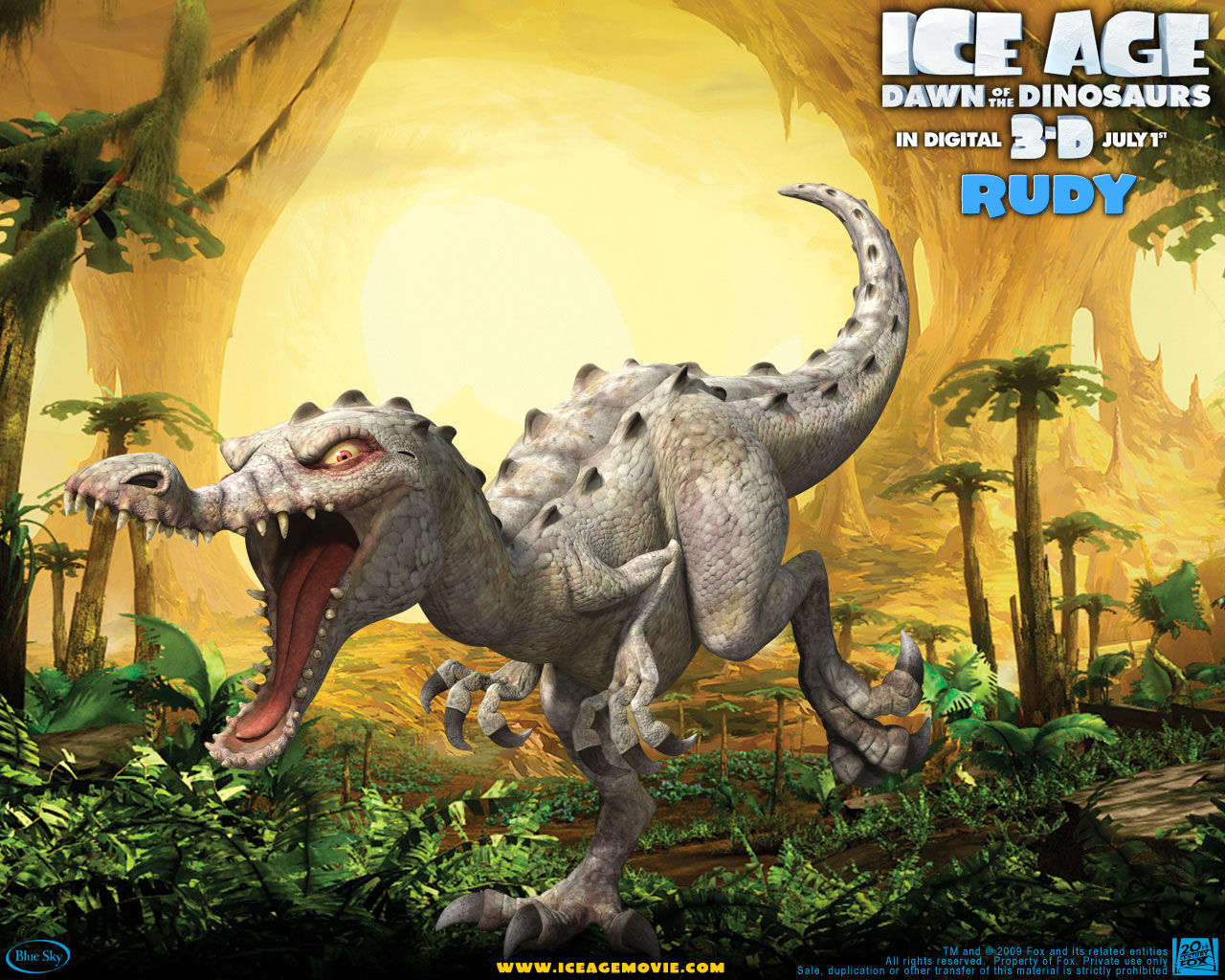 Amazing Ice Age: Dawn Of The Dinosaurs Pictures & Backgrounds