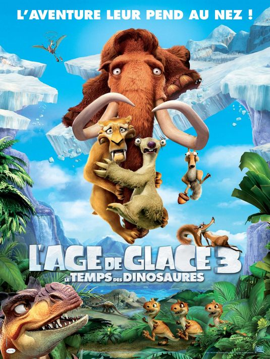 Ice Age: Dawn Of The Dinosaurs Backgrounds, Compatible - PC, Mobile, Gadgets| 535x713 px