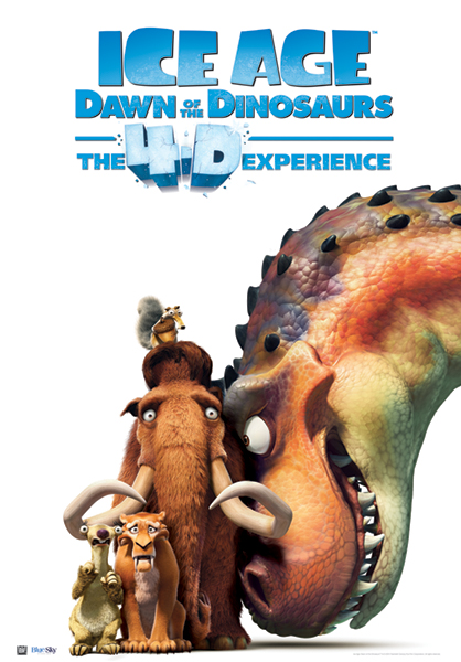 Ice Age: Dawn Of The Dinosaurs Pics, Movie Collection