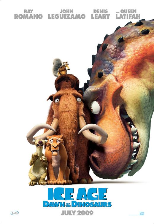 Nice wallpapers Ice Age: Dawn Of The Dinosaurs 519x755px