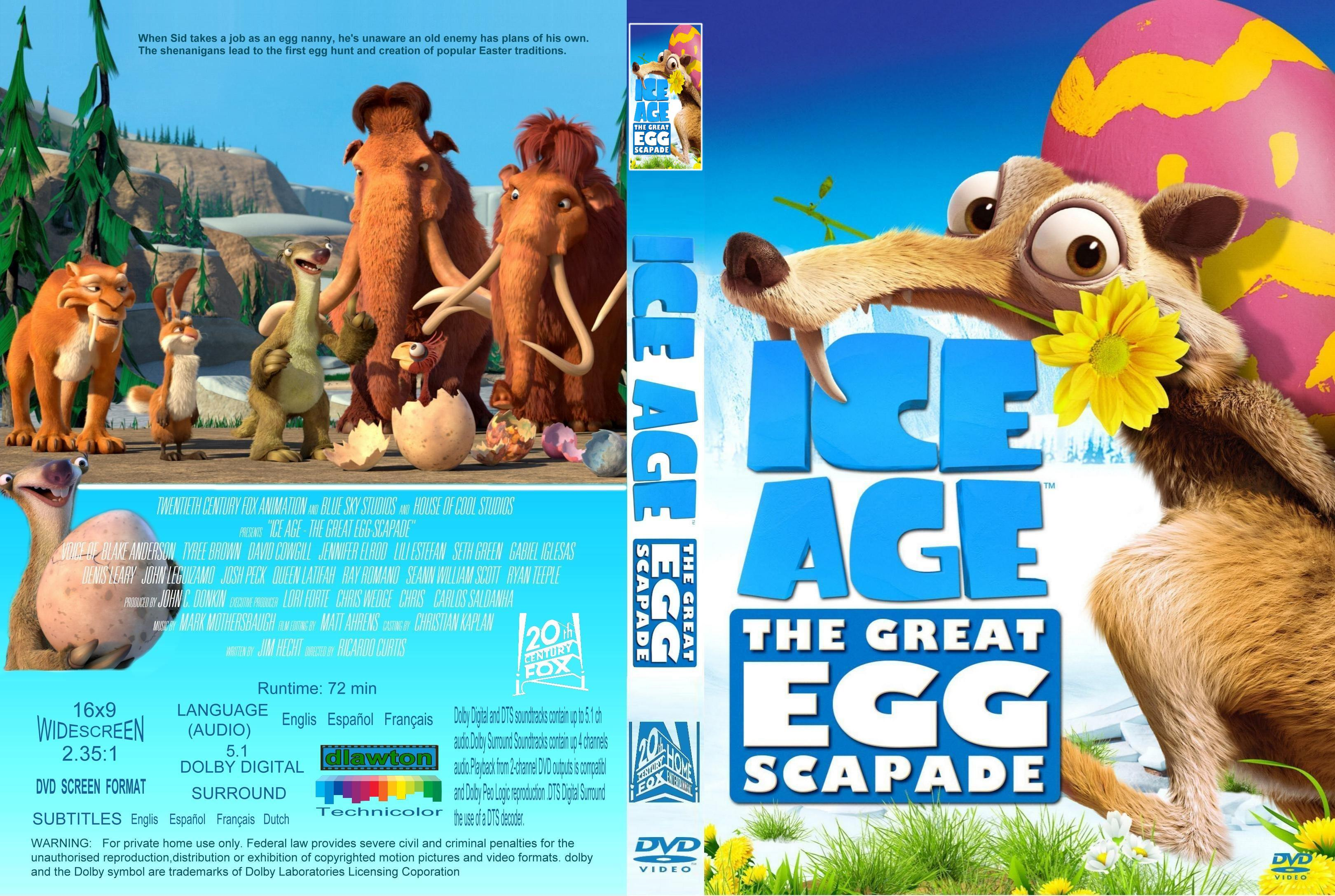Ice Age: The Great Egg-Scapade High Quality Background on Wallpapers Vista