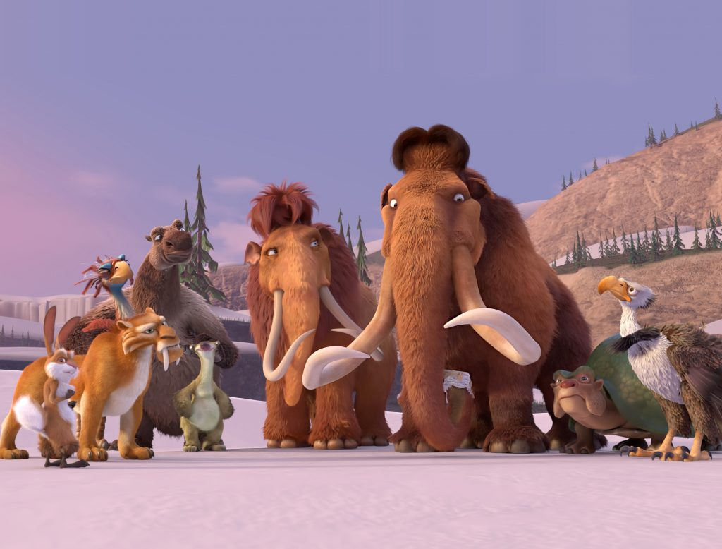 High Resolution Wallpaper | Ice Age: The Great Egg-Scapade 1024x778 px