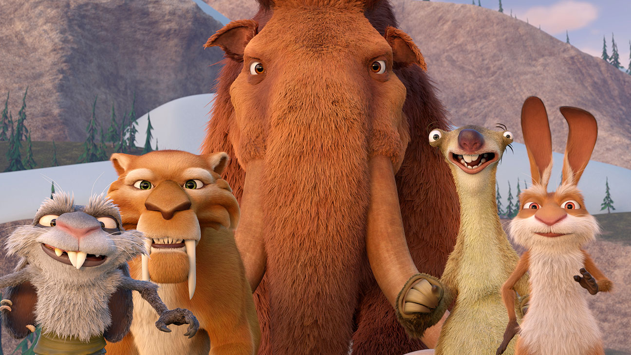 Ice Age: The Great Egg-Scapade Backgrounds on Wallpapers Vista