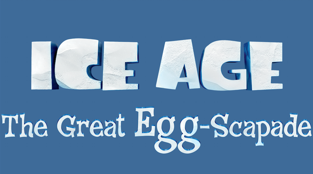 1033x576 > Ice Age: The Great Egg-Scapade Wallpapers