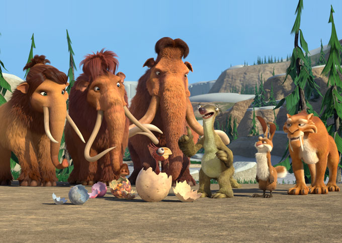 High Resolution Wallpaper | Ice Age: The Great Egg-Scapade 680x484 px