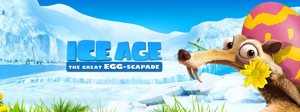 1024x384 > Ice Age: The Great Egg-Scapade Wallpapers