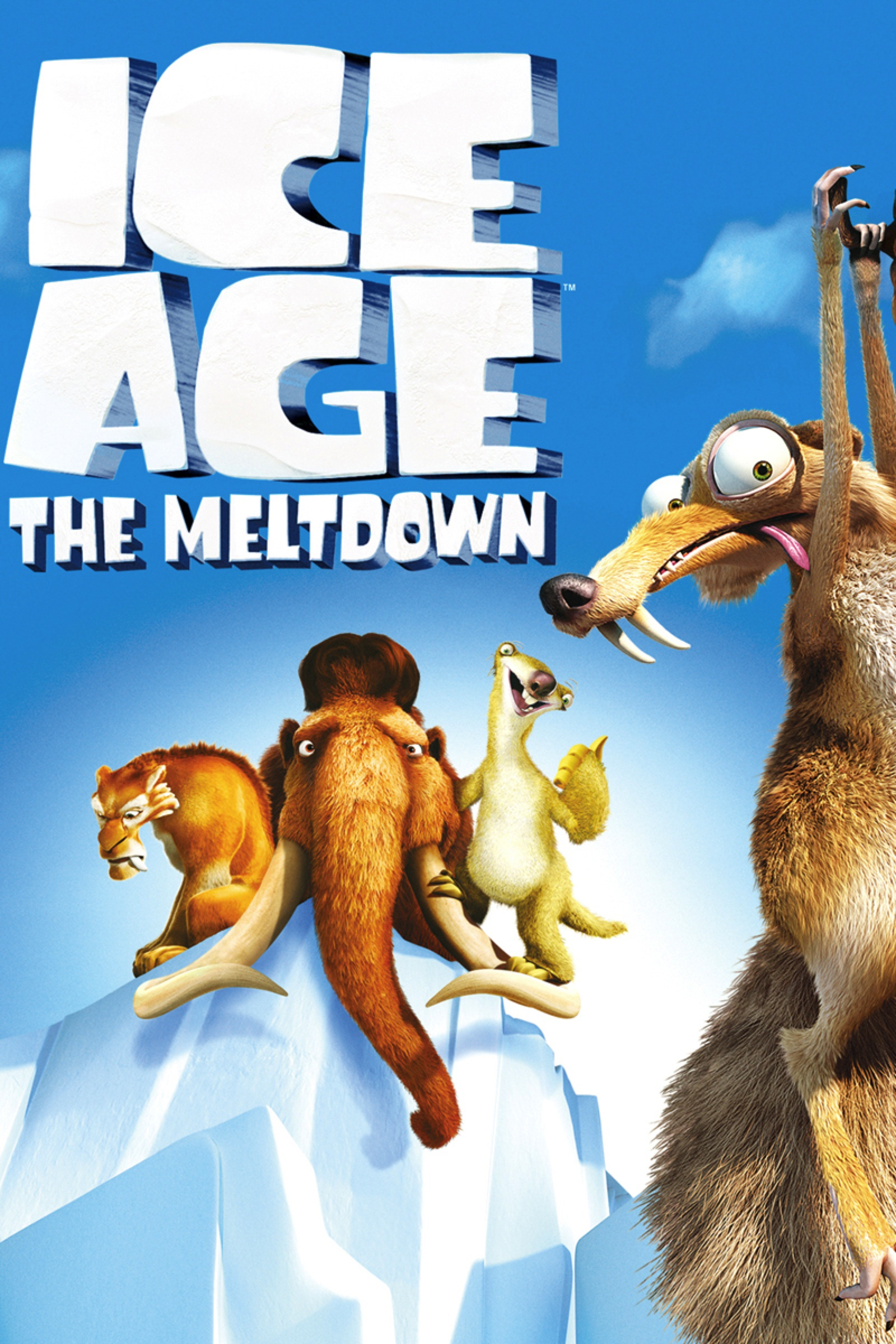 Amazing Ice Age: The Meltdown Pictures & Backgrounds