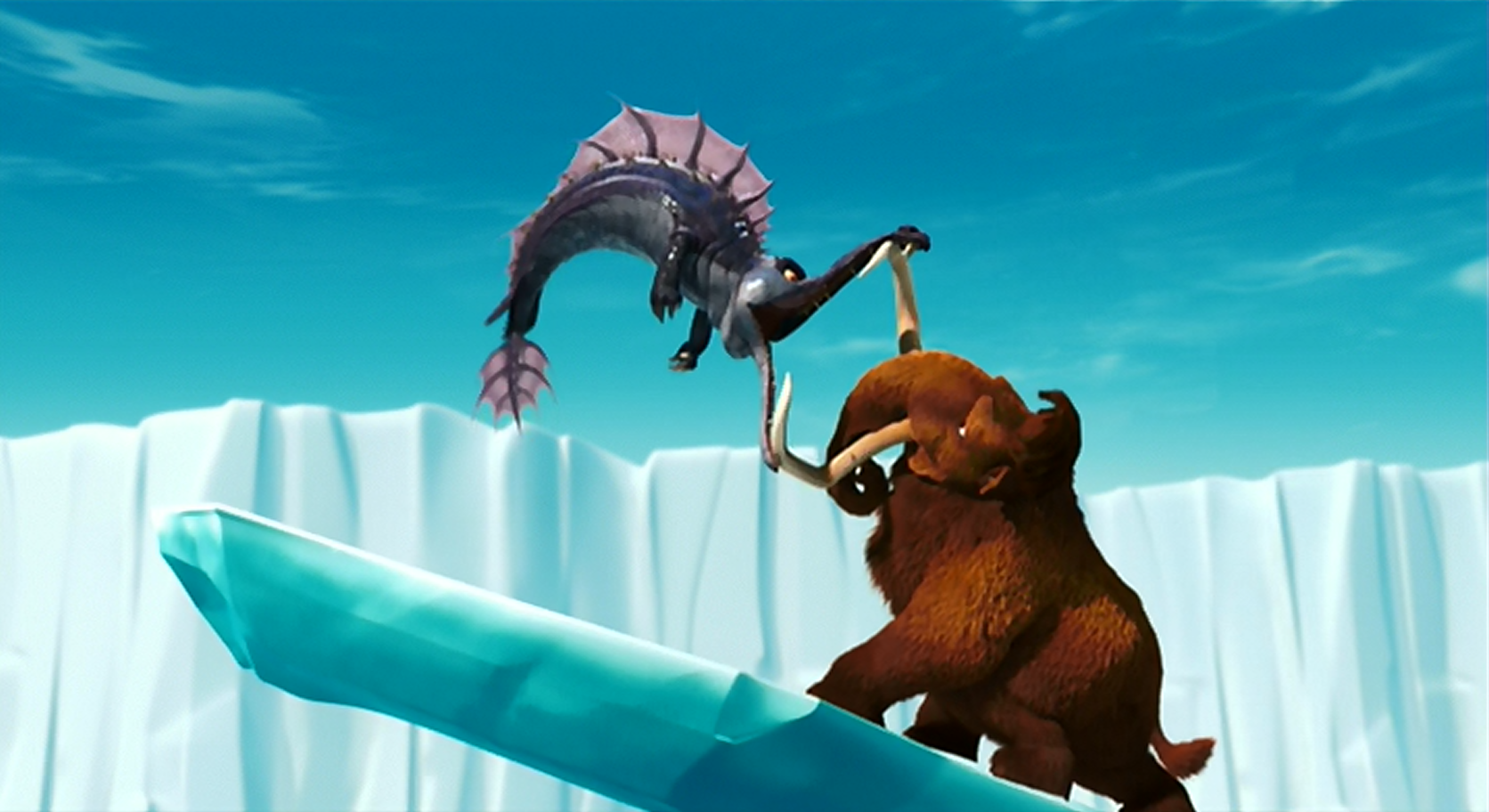 HQ Ice Age: The Meltdown Wallpapers | File 1185.92Kb