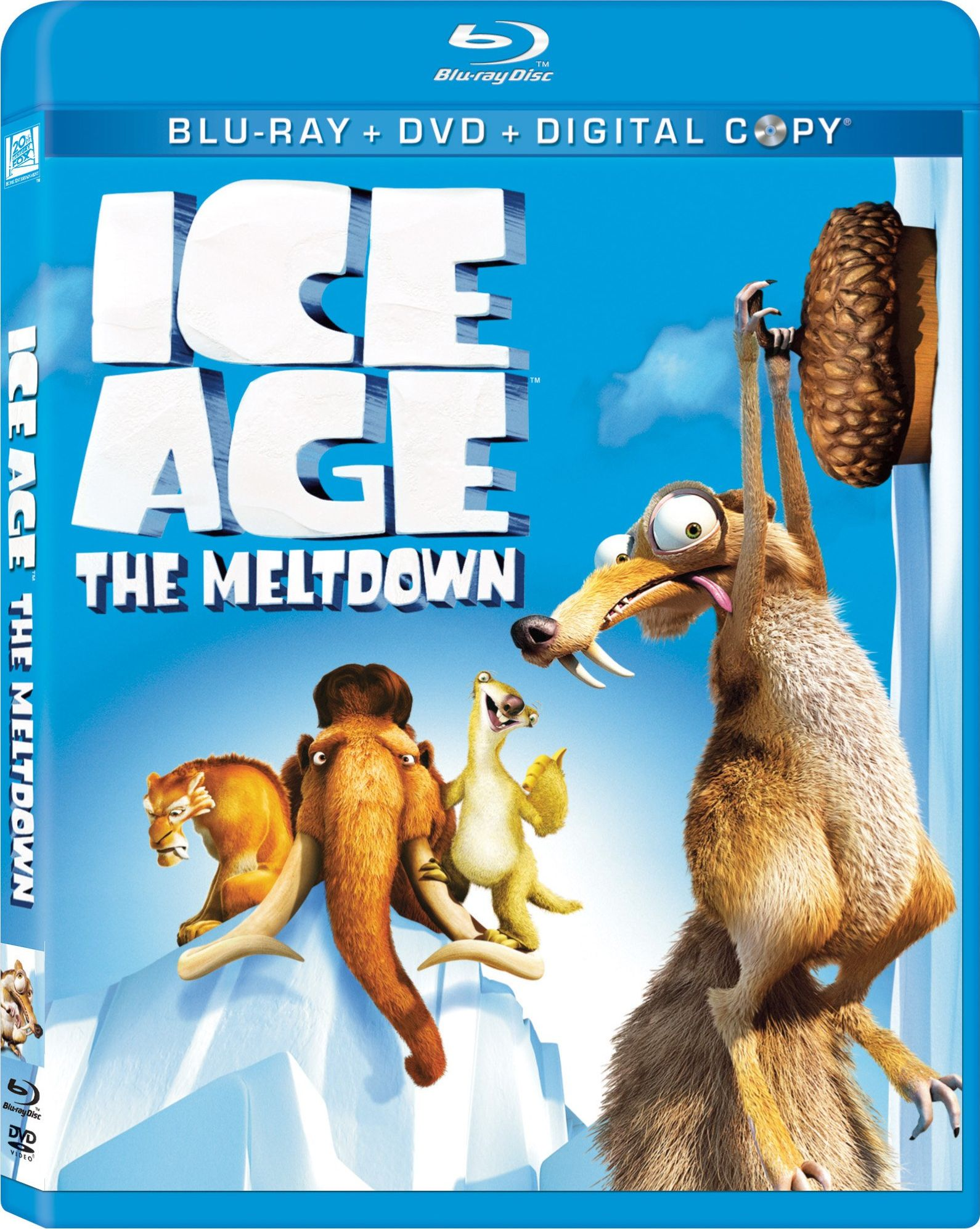 High Resolution Wallpaper | Ice Age: The Meltdown 1590x1993 px