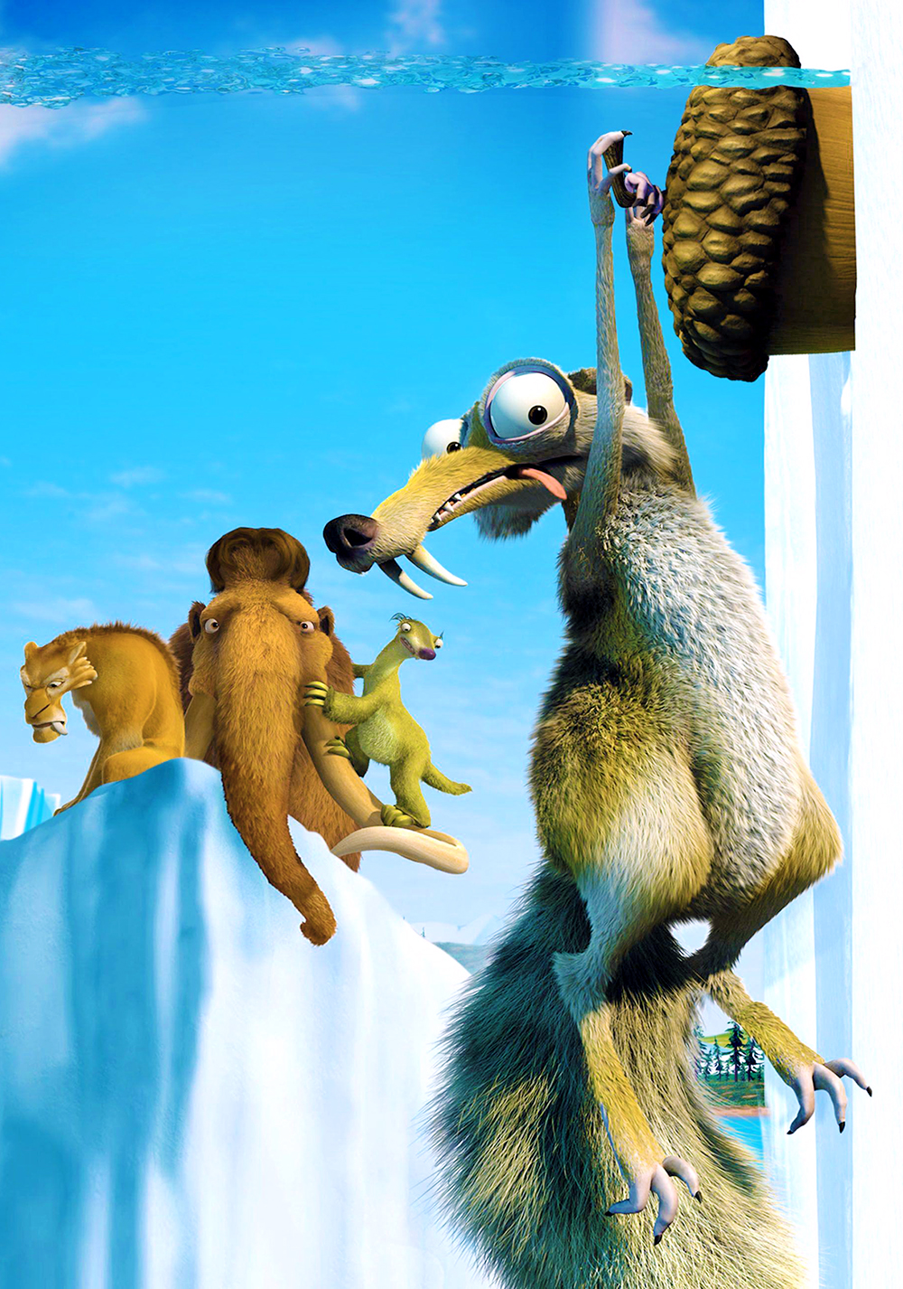 Ice Age: The Meltdown Backgrounds on Wallpapers Vista