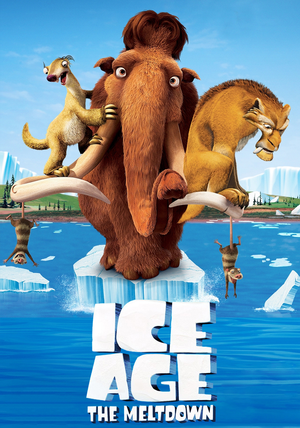 Ice Age: The Meltdown Pics, Movie Collection