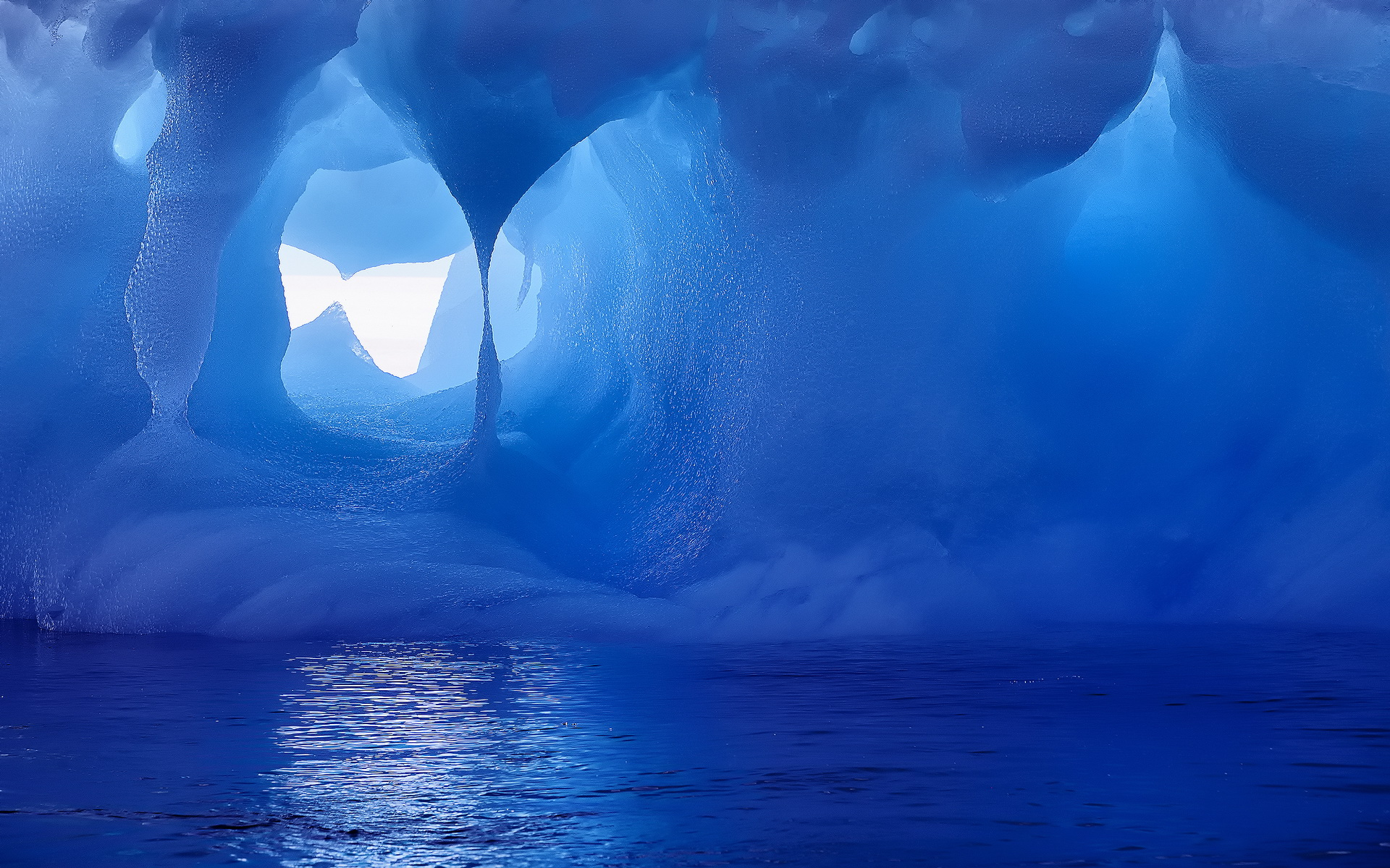 Nice wallpapers Ice Cave 1920x1200px
