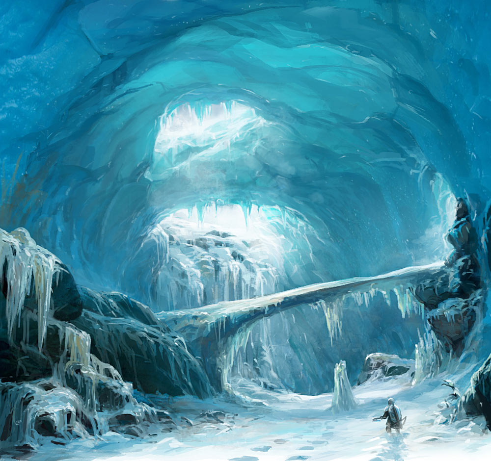 Ice Cave Pics, Earth Collection