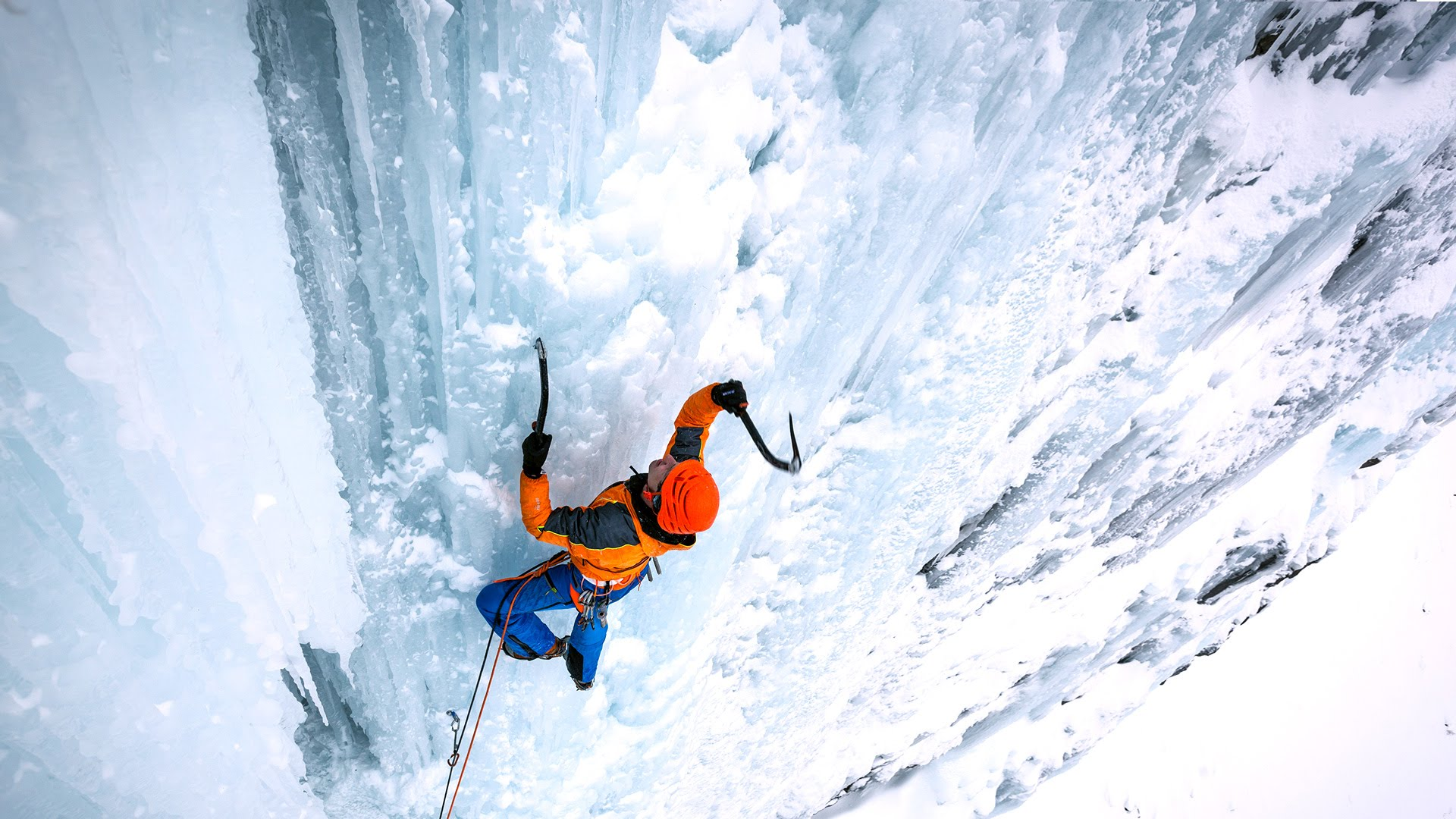 Ice Climbing Backgrounds on Wallpapers Vista