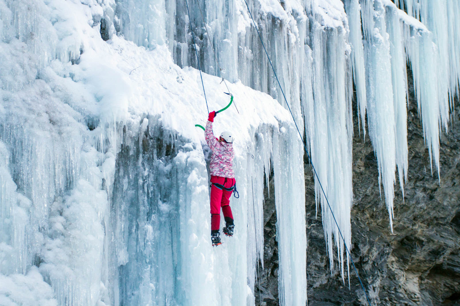 Ice Climbing Pics, Sports Collection