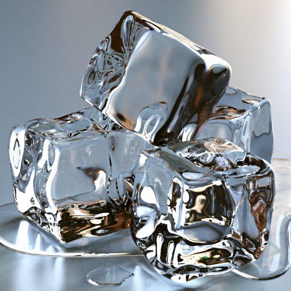 Ice Cubes Backgrounds, Compatible - PC, Mobile, Gadgets| 600x600 px