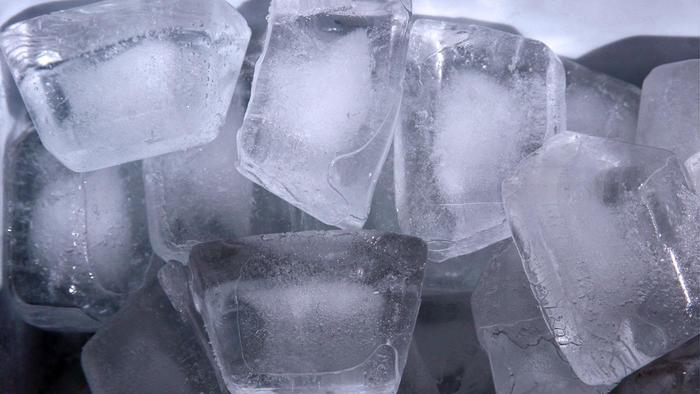HD Quality Wallpaper | Collection: Abstract, 700x394 Ice Cubes