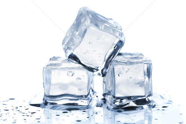 Nice Images Collection: Ice Cubes Desktop Wallpapers