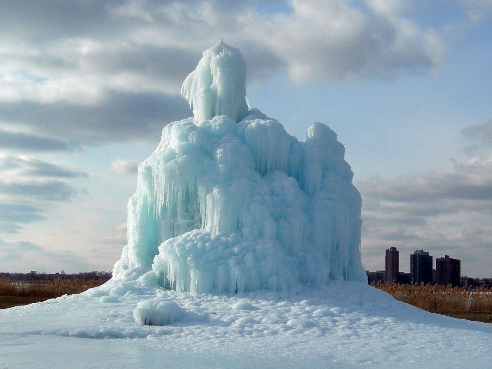 Ice Tree #7