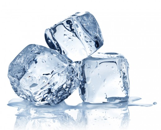 Nice Images Collection: Ice Desktop Wallpapers