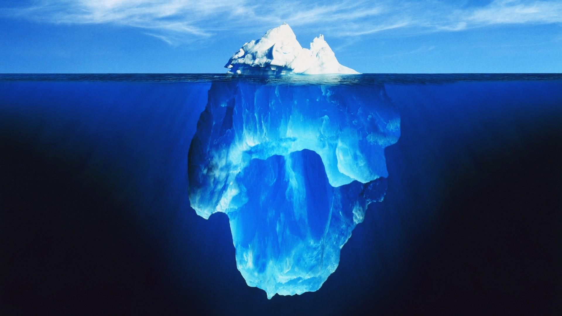 Nice wallpapers Iceberg 1920x1080px
