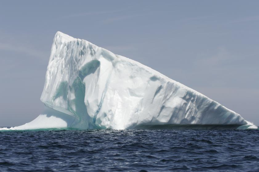 Nice Images Collection: Iceberg Desktop Wallpapers