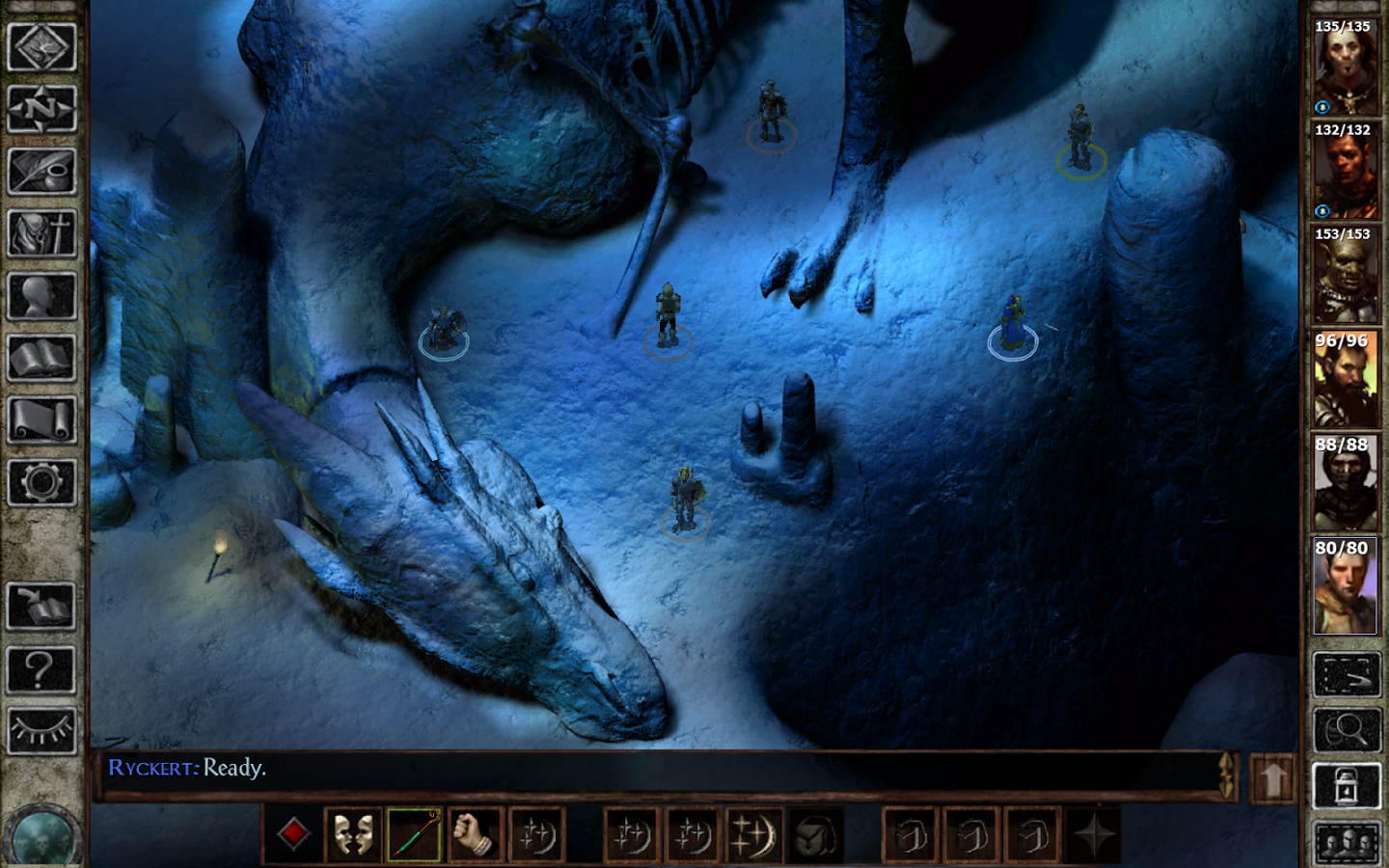 Nice wallpapers Icewind Dale 1440x900px