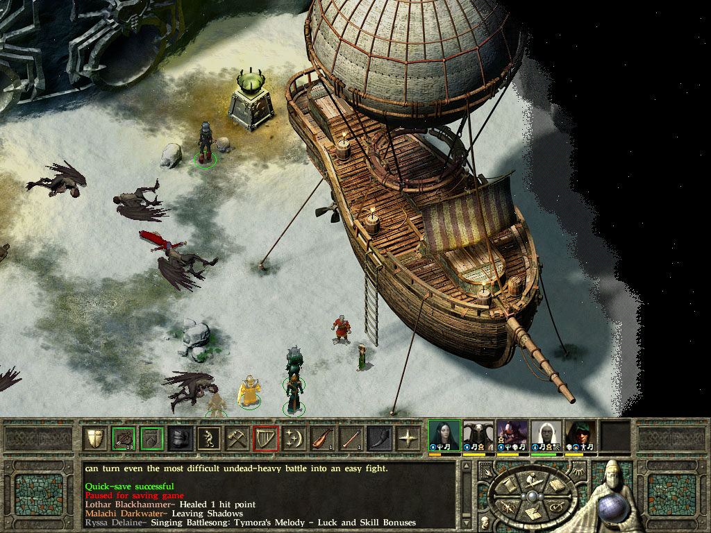 Images of Icewind Dale | 1024x768