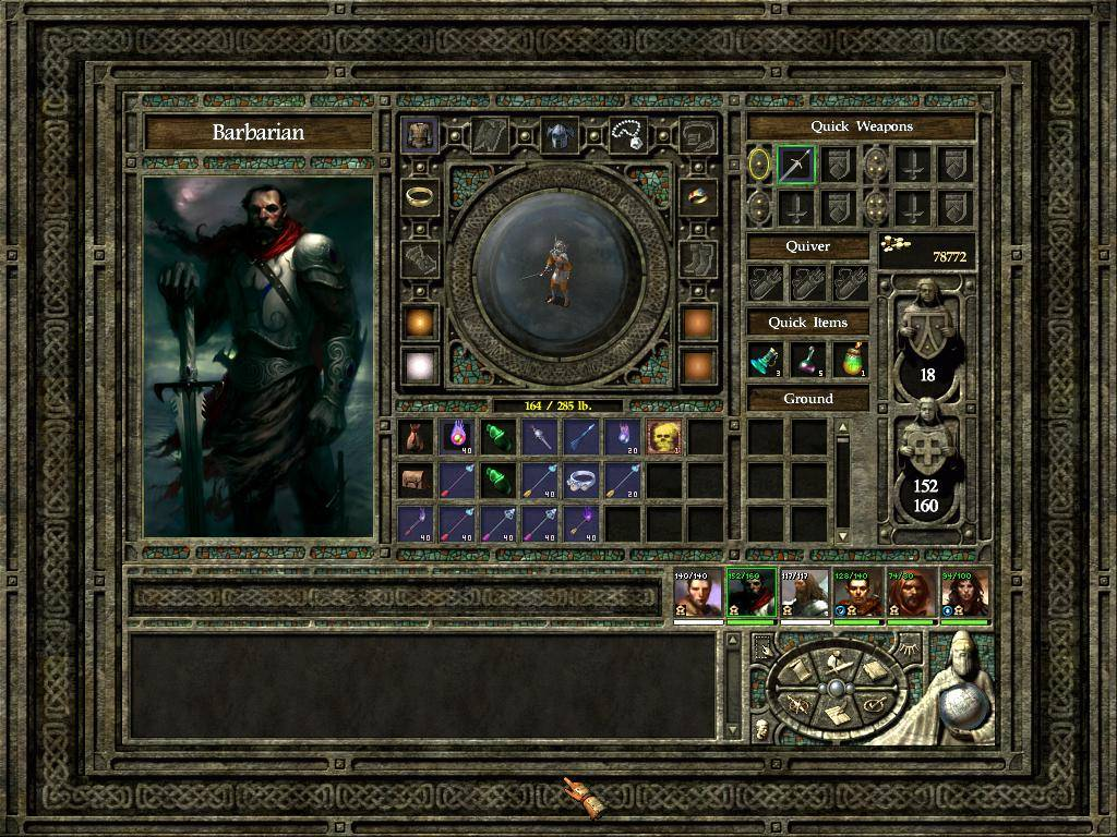 Icewind Dale High Quality Background on Wallpapers Vista