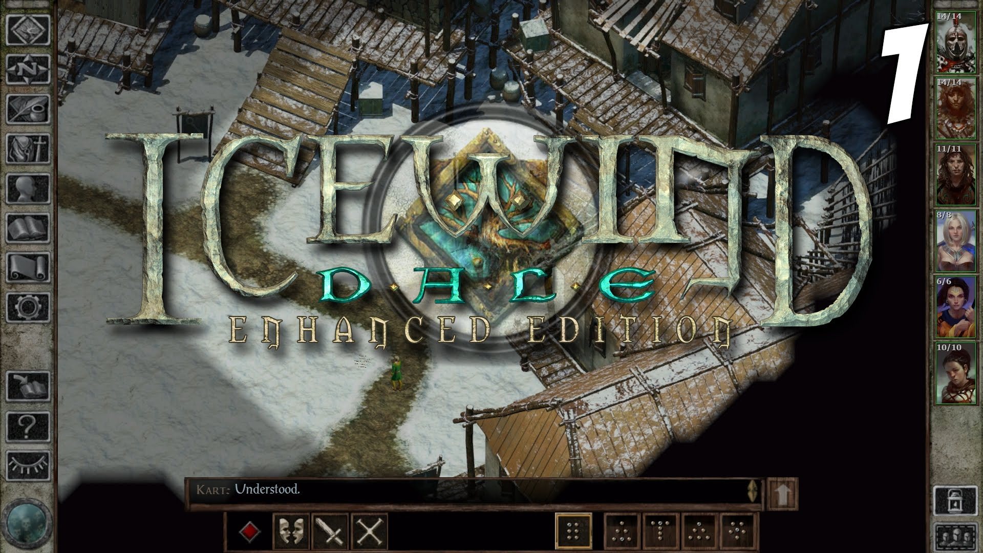 Icewind Dale Backgrounds, Compatible - PC, Mobile, Gadgets| 1920x1080 px