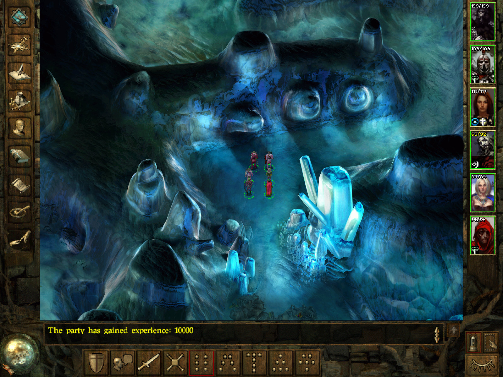 Icewind Dale: Heart Of Winter Backgrounds, Compatible - PC, Mobile, Gadgets| 1600x1200 px